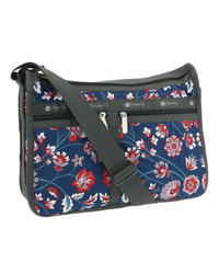 [レスポートサック] lesportsac Deluxe Everyday Bag Blissful Vision 7507 D959 ショルダーバッグ