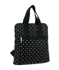 [レスポートサック] lesportsac Everyday Backpack ROSE SPECKLE DOT 8240 D955 バックパック