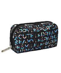 [レスポートサック] lesportsac Rectangular Cosmetic LECUTEST 6511 F091 ポーチ