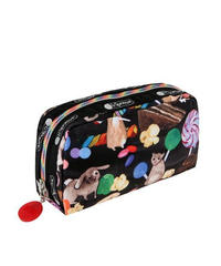 [レスポートサック] lesportsac Rectangular Cosmetic SWEETS FACTORY 6511 F025 ポーチ