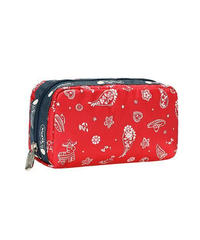 [レスポートサック] lesportsac Rectangular Cosmetic FIESTA RED 6511 F096 ポーチ
