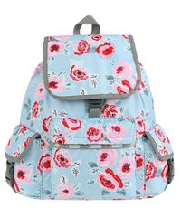 [レスポートサック] lesportsac Voyager Backpack Garden Sky Rose 7839 D796 バックパック
