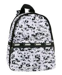 [レスポートサック] lesportsac ディズニー ミッキーマウス Basic Backpack Mickey Loves Minnie 7812 P928 バックパック