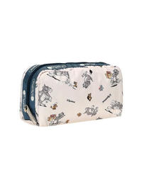 [レスポートサック] lesportsac Tom & Jerry Rectangular Cosmetic in THE CHASE 6511 K782 ポーチ