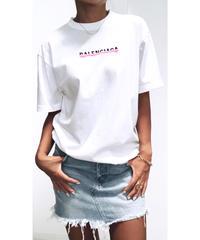 【33℃】パロディTシャツ (ホワイト)