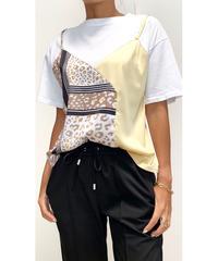 キャミドッキングTシャツ
