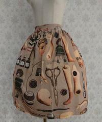 【Violet Fane】ヴァイオレットフェーン Puppet Maker Skirt Brown
