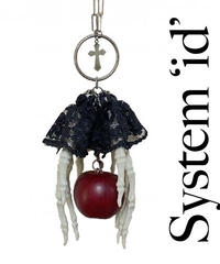 【System'id'】システムイド Necromance fruit Necklace