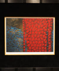照紅葉 -Autumn Colors- (作品サイズ:15.8cm×22.7cm)