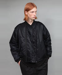 DOUBLE ZIP MA1/BLACK