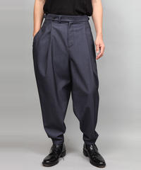 2TACK TAPERD PANTS/NAVY