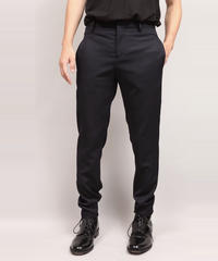 LUMANO TWILL TAPERED PANTS/NAVY