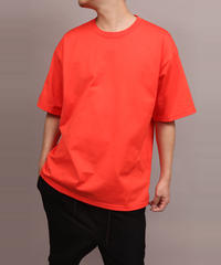BIG SILHOUETTE T-SHIRT/ORANGE