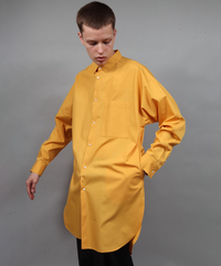 PE/C LONG SHIRT/ORANGE