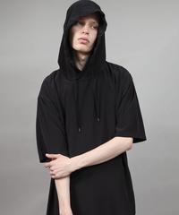 drape hood-T/BLACK