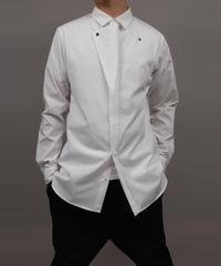 ORIGAMI SHIRT/WHITE