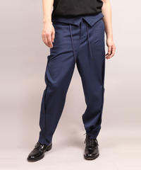 ADJUSTMENT BUTTONS PANT/BLUE