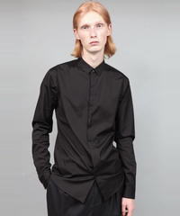 SHORT-POINT SHIRT/BLACK