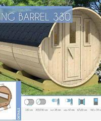 CAMPING BARREL 330