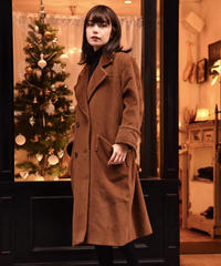 Givenchy / vintage oversize wool coat.
