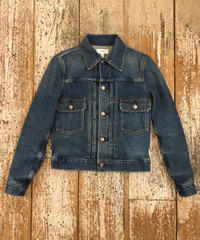 HYKE / Denim jacket.