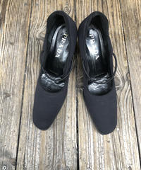 PRADA/ nylon strap pumps. 508009H