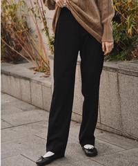 YveSantLaurent/vintage  high-waist Tapered pants.