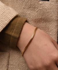 GIVENCHY/ vintage design chain  bracelet.(U)5