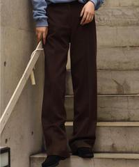 MAX MARA / vintage  wool brown slacks.