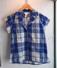 Christian Dior/ vintage  check shirts.