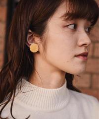 HERMES/ vintage series earring. (P)