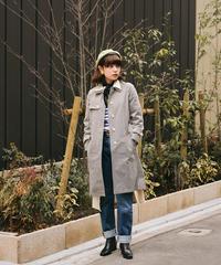 MAX MARA/ vintage gingham check coat.