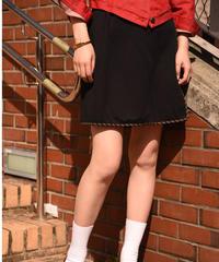 FENDI/ vintage wrap around skirt.