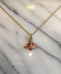 Vivienne Westwood/vintage heart motif necklace