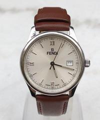 FENDI/leather belt quartz.102