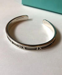 Tiffany&Co./vintage ATLAS bangle.(U)