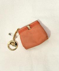 Salvatore Ferragamo/vintage vara case  key  ring.