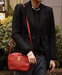 Salvatore Ferragamo/ vara shoulder bag.
