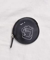 agnes.b  /vintage design coincase.(P)