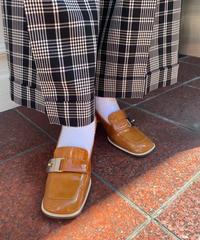 FENDI/vintage  logo shoes.
