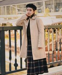 A.P.C/ vintage stencil trench coat