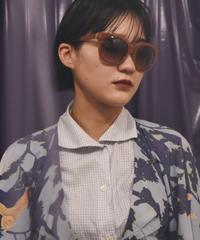 Chloe / vintage wellington logo sunglasses.(U)