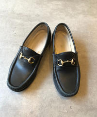 GUCCI/vintage hourse bit  Loafer.