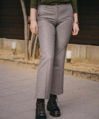 MAX&Co/ vintage design grey wide pants.