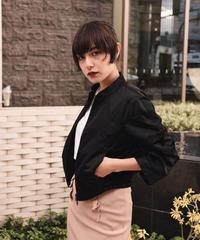 miu miu / vintage design short sleeve jacket.