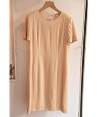 courereges / vintage straight dress.