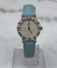 Tiffany&co./ATRAS round quartz. 112