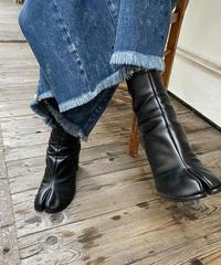 Maison Margiela / vintage tabi boots.(size:37)