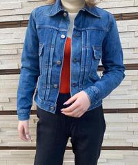 HYKE/vintage denim jacket .
