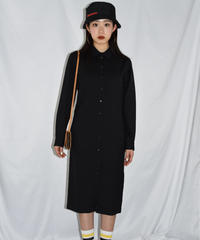Givenchy / vintage black one piece.